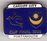 FACF 2008 v Portsmouth Rectangle