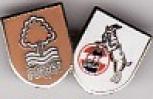 Forest / FC Koln double shield