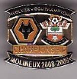 v Wolves away 2008/9