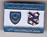 v Heerenveen 2008/9 UEFA Cup