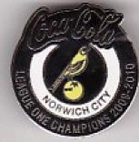 League 1 Champs 09/10 black