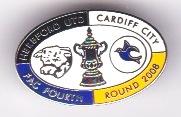 2008 FAC4 v Hereford Away