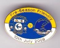 2009 Friendly v Chasetown