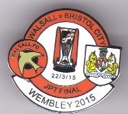 2015 JPT Final v Walsall
