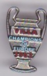Champions of Europe 1982 Trophy