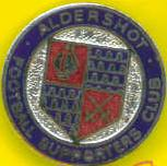 Supporters Club. Town crest. Buckle Back.
