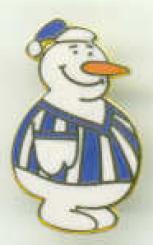Seagull Snowman