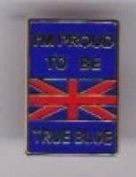 I'm Proud to be True Blue