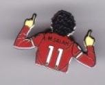 Mo Salah No.11 salute