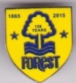 150 years Yellow Tree Shield