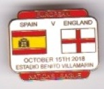 England - 2018 Nations League v Spain Away