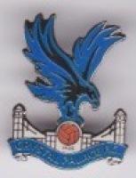 Large Blue /Silver Eagle