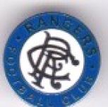 Small Round RFC Blue / White