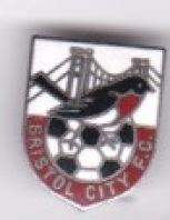 Robin and Bridge - London Badge
