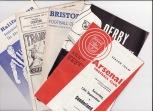 50 x 1960s Programmes