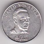 David Rocastle coin (Italia 90)