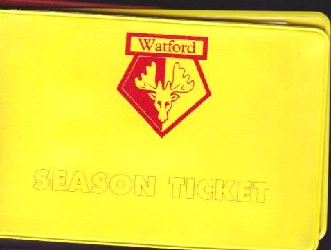 Season Ticket 96/7