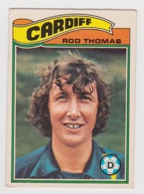 Topps - Rod Thomas