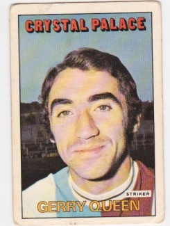Topps - Gerry Queen
