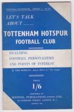 Tottenham - Let's Talk About Tottenham 1946