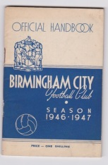 Birmingham City - Handbook 46/7