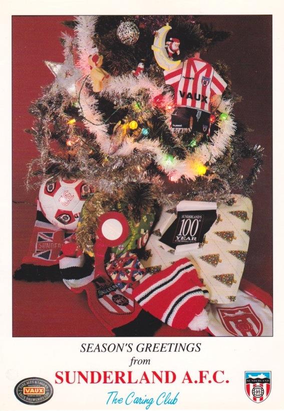 Xmas card 1990