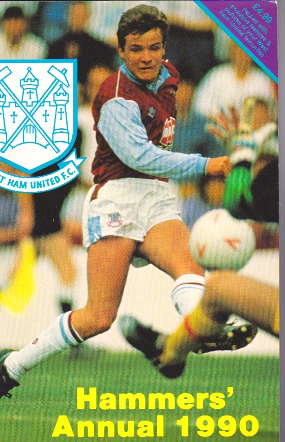 Hammers Annual 1990 A4