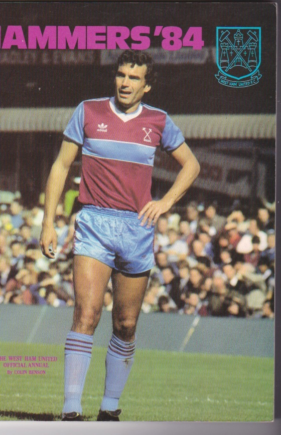 Hammers Annual 1984  A4