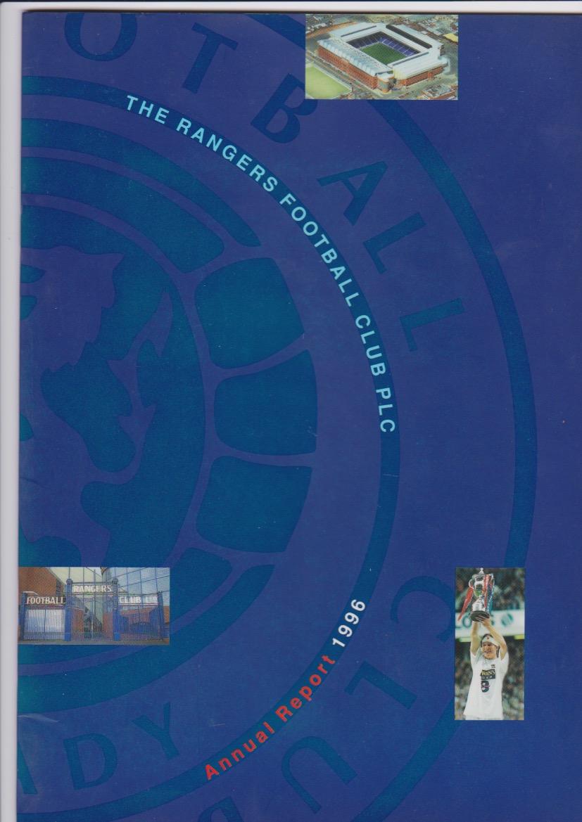 1996 Annual Report