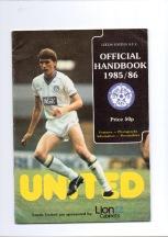 Handbook 85/6