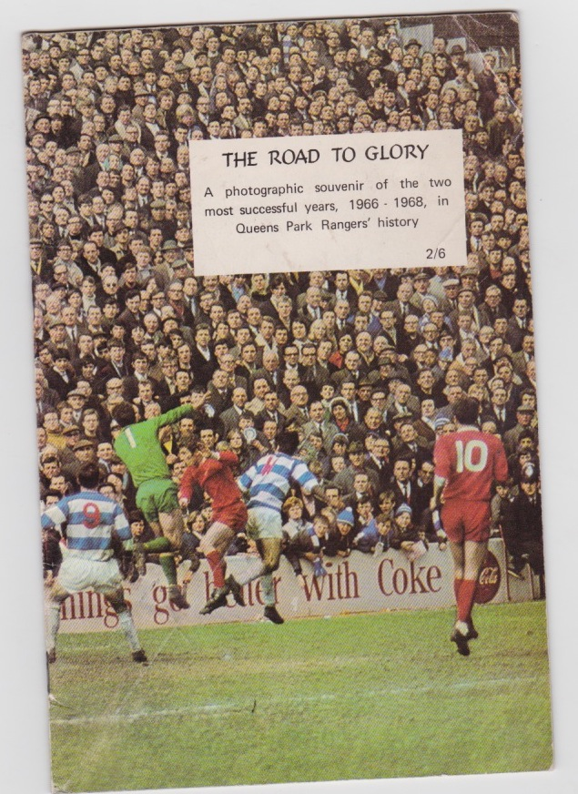 Road to Glory 1968 Brochure