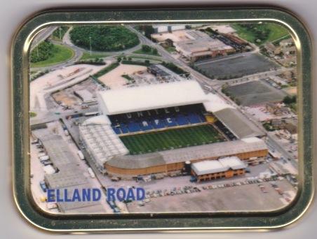 Tobacco Tin Elland Road
