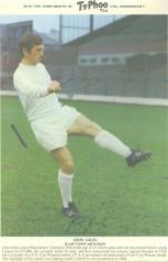 Typhoo card John Giles