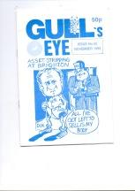 Gullseye Fanzine 55 Nov 1992