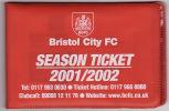 Season Ticket 2001/2