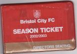 Season Ticket 2002/3