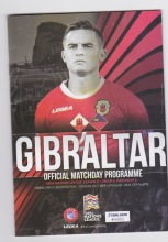 Gibraltar v Liechtenstein - 2018/2019