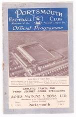 Portsmouth v Swansea City - 1931/1932