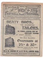 Liverpool v Sheffield Wednesday - 1905/1906